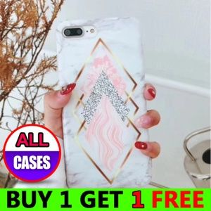Accessories - NEW iPhone Max/XR/XS/X/7/8/Plus Marble Case
